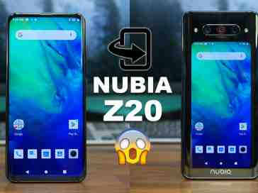 Nubia Z20 First Impressions: Do You Need a Dual-Screen Smartphone?