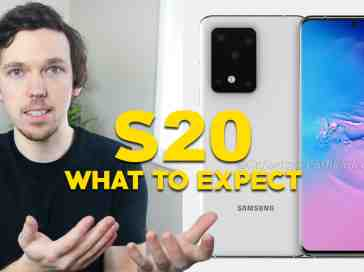 Samsung Galaxy S20: What To Expect