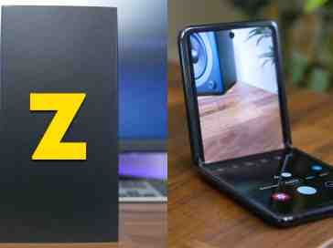Samsung Galaxy Z Flip Unboxing and First Look