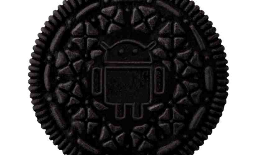 Android Oreo cookie