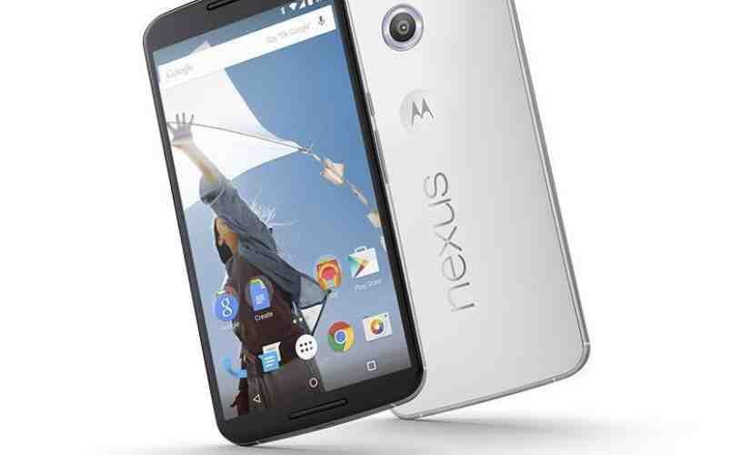 Nexus 6 Cloud White