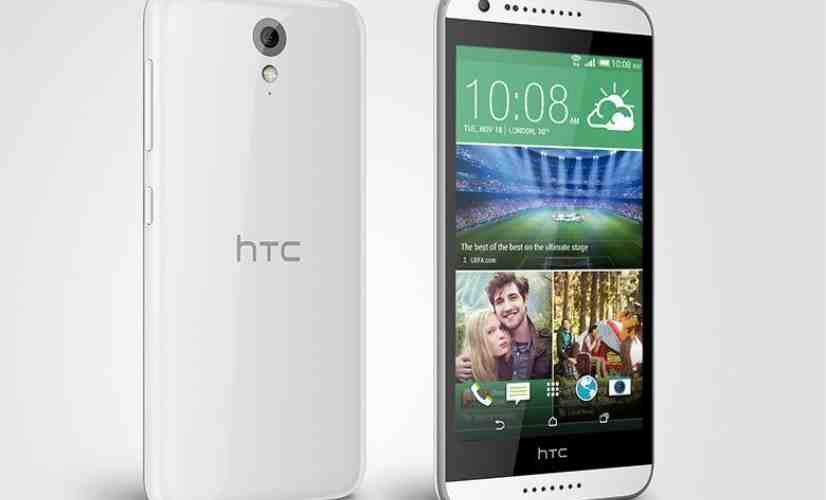 HTC Desire 620 Marble White