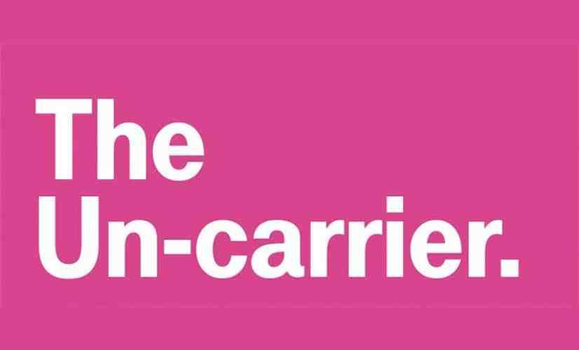 T-Mobile The Un-carrier magenta logo