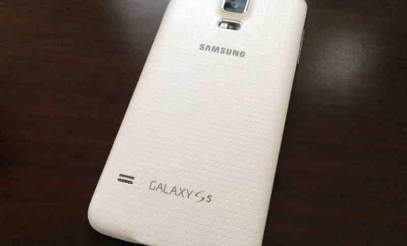 Samsung Galaxy S5 rear large