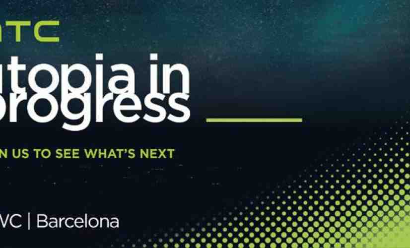 HTC Utopia in Progress invitation