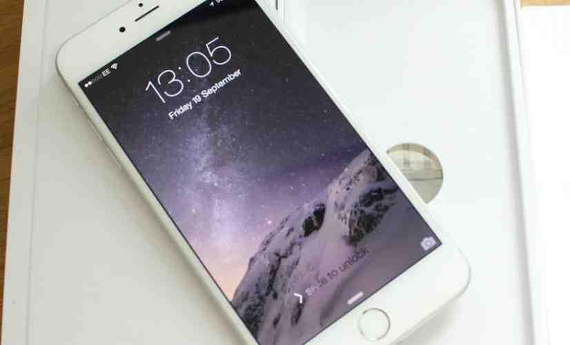 iPhone 6 Plus close