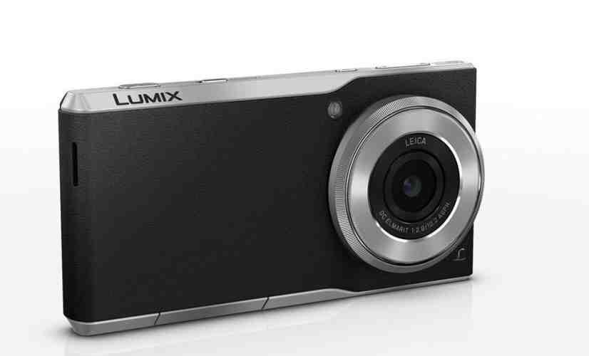 Panasonic Lumix CM1 smartphone cameraphone Android front