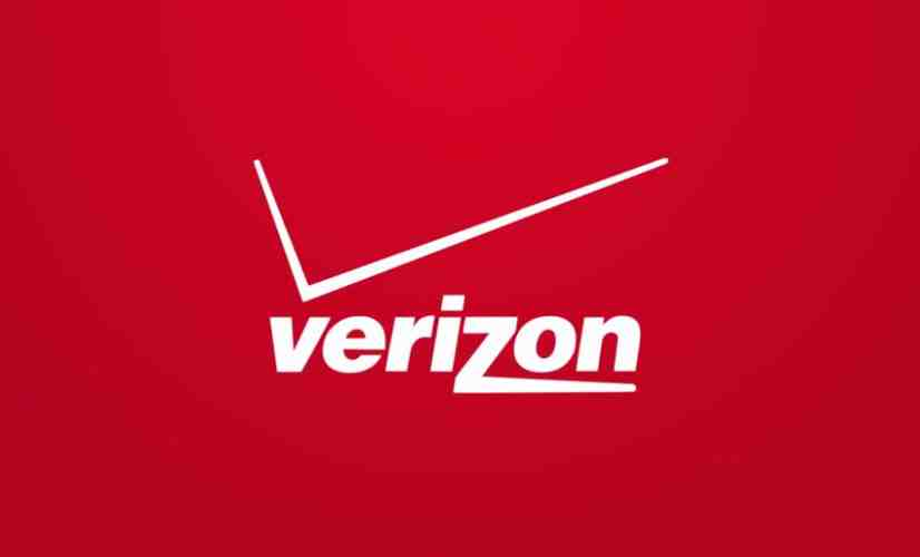Red Verizon logo