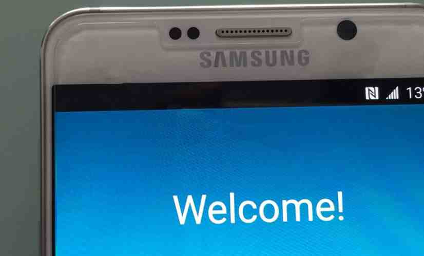 Leaked Photos Reveal Galaxy S6 Edge Plus and Galaxy Note 5
