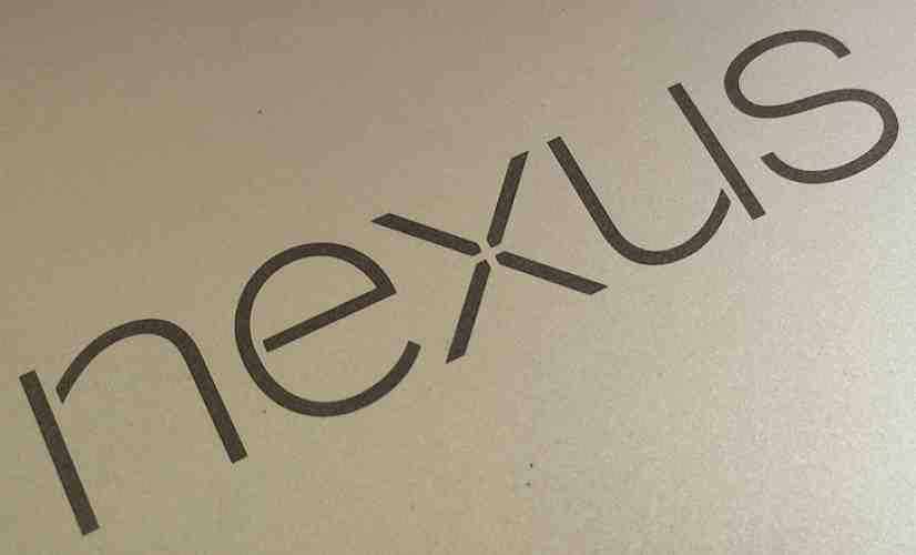 Nexus logo 6P