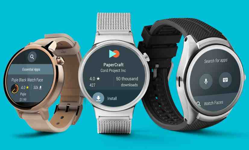 Android Wear 2.0 Google Play