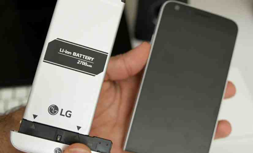 LG G5 module