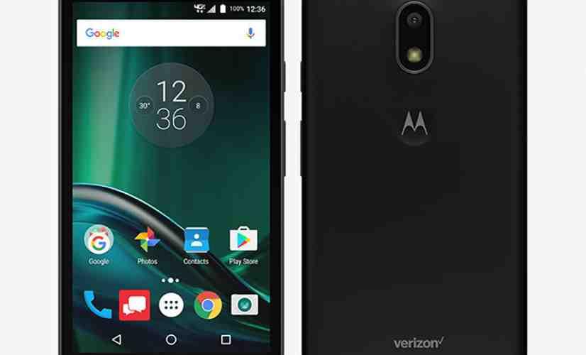 Moto G4 Play Verizon