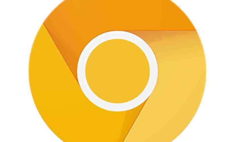 Chrome Canary app icon