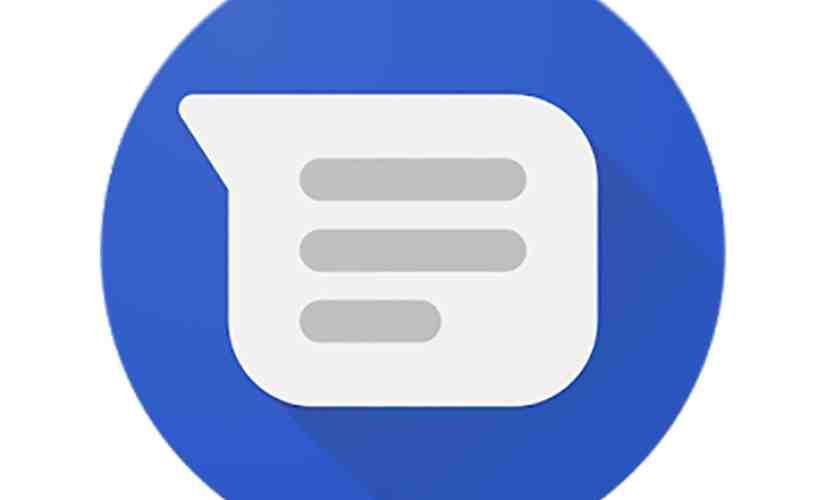 Google Messenger new app icon