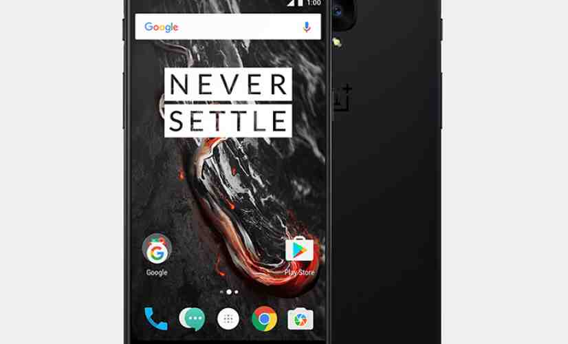 Midnight Black OnePlus 3T