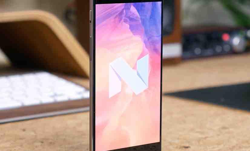 OnePlus 3T Nougat