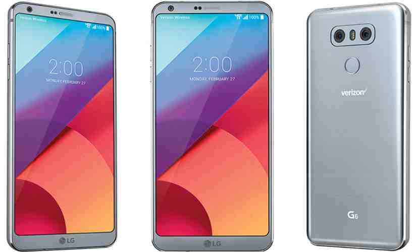 Verizon LG G6