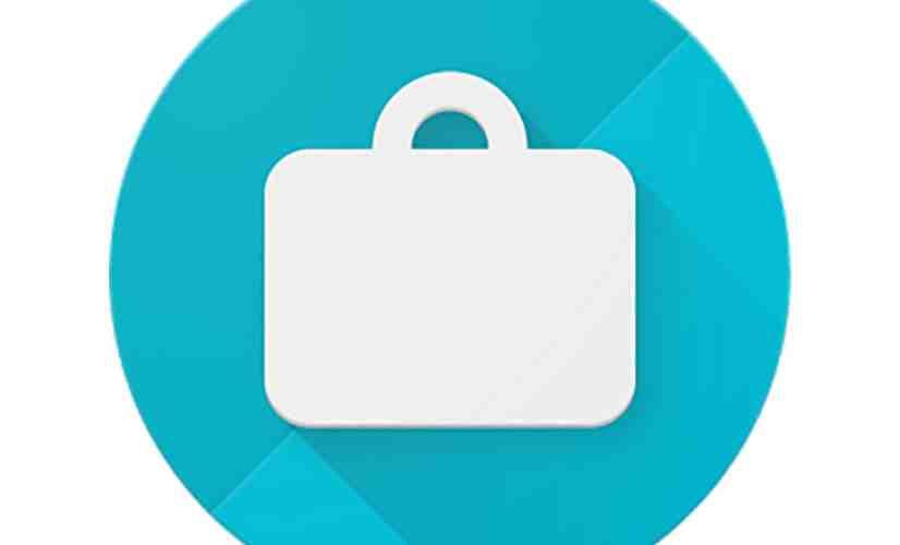 Google Trips app icon