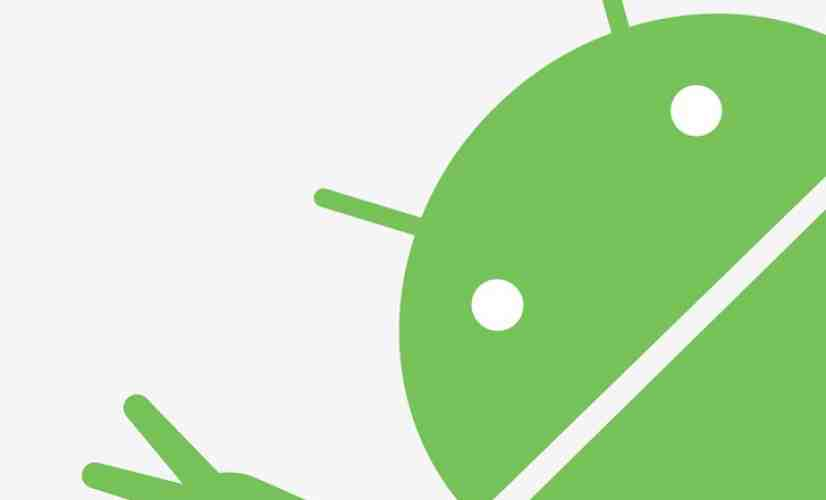 Android peace logo