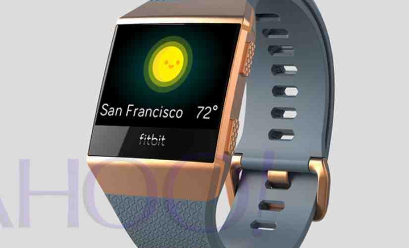 Fitbit smartwatch 2017