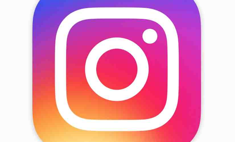 New Instagram icon