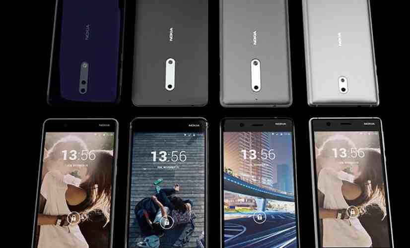 Nokia 8, Nokia 9 leak