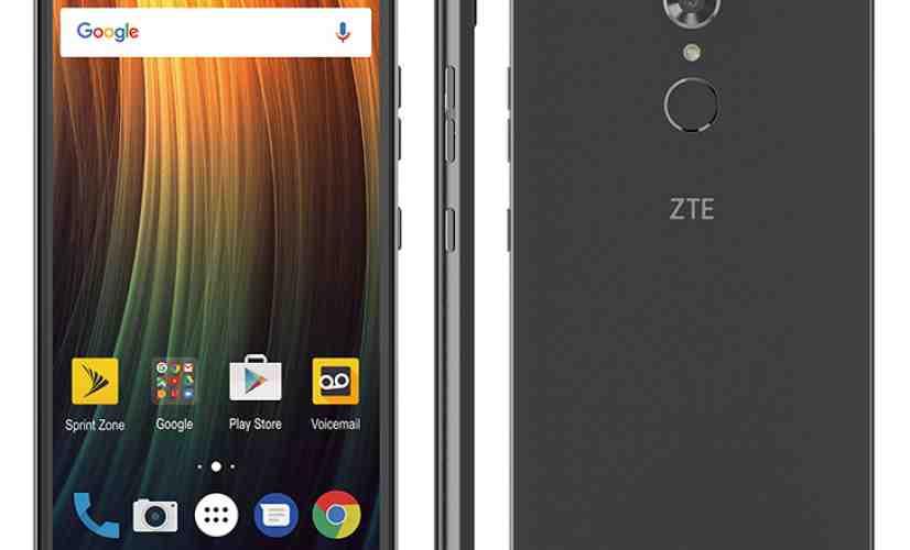 ZTE Max XL Sprint