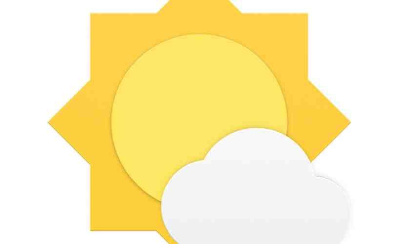 OnePlus Weather app icon