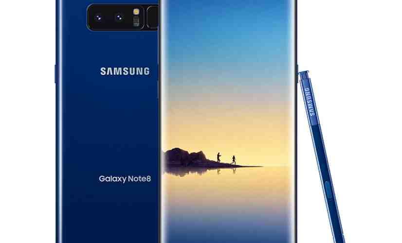 Samsung Galaxy Note 8 Deepsea Blue