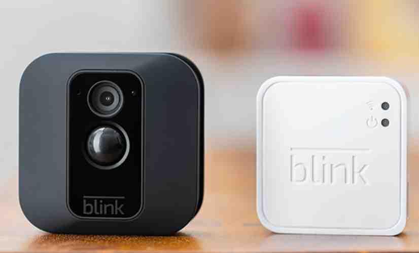 Blink cameras