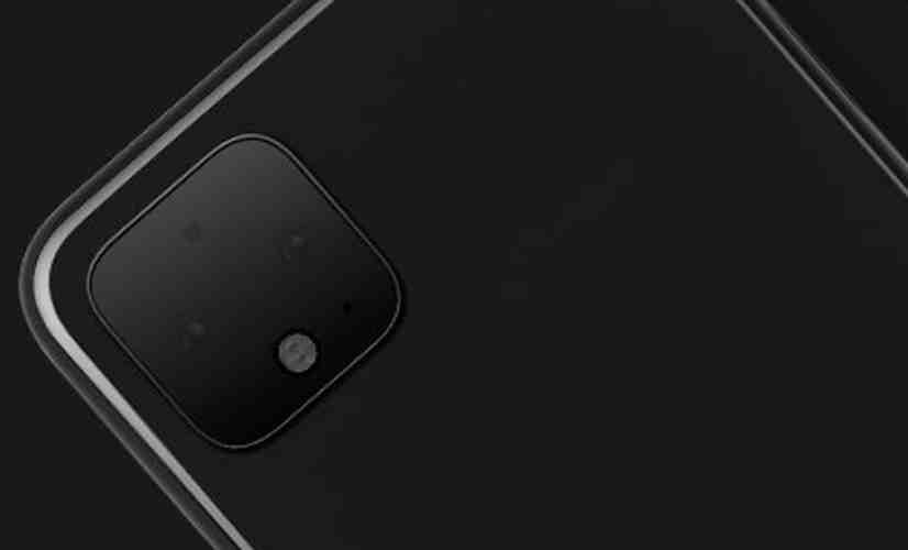 Pixel 4 confirmed