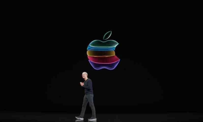 Tim Cook Apple event