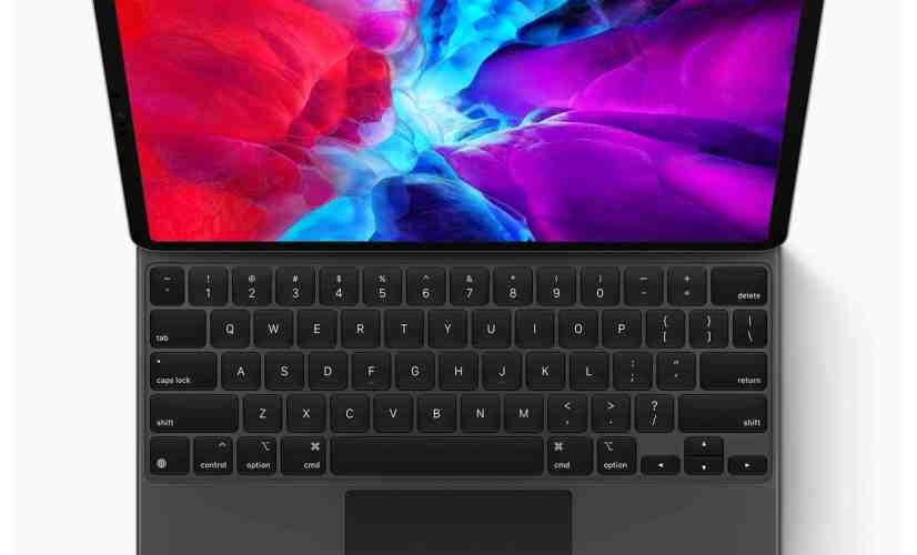 Apple iPad Pro with Magic Keyboard
