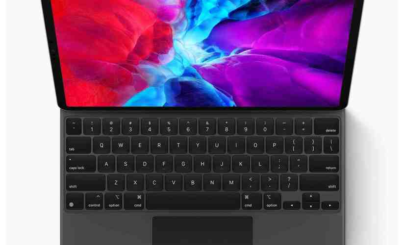 Apple iPad Pro with Magic Keyboard