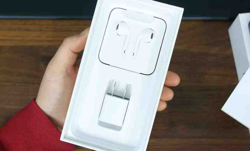 Apple iPhone power adapter