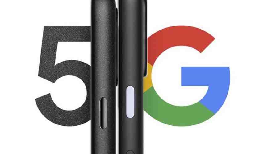 Pixel 5, 4a 5G