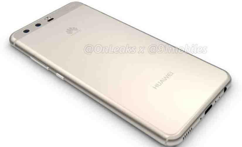 Huawei P10 leak