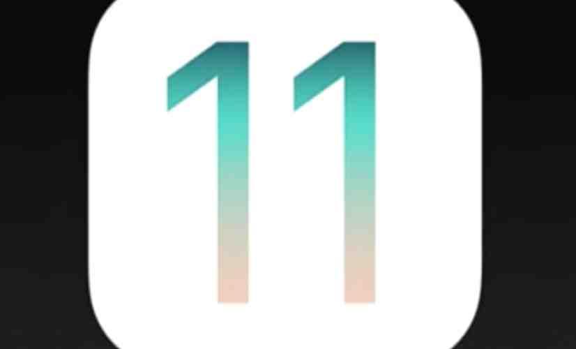 iOS 11 logo