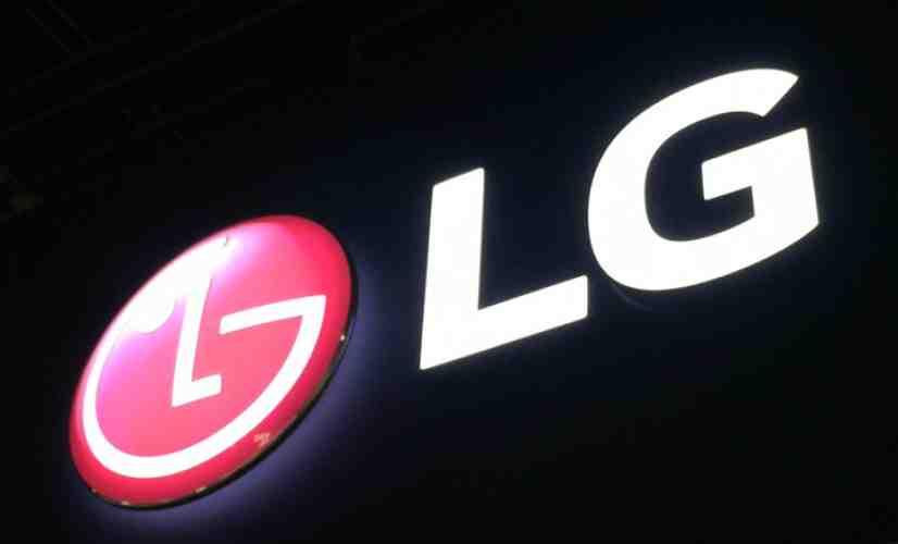 LG logo CES 2015