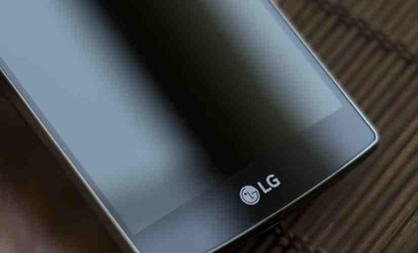 LG logo G4