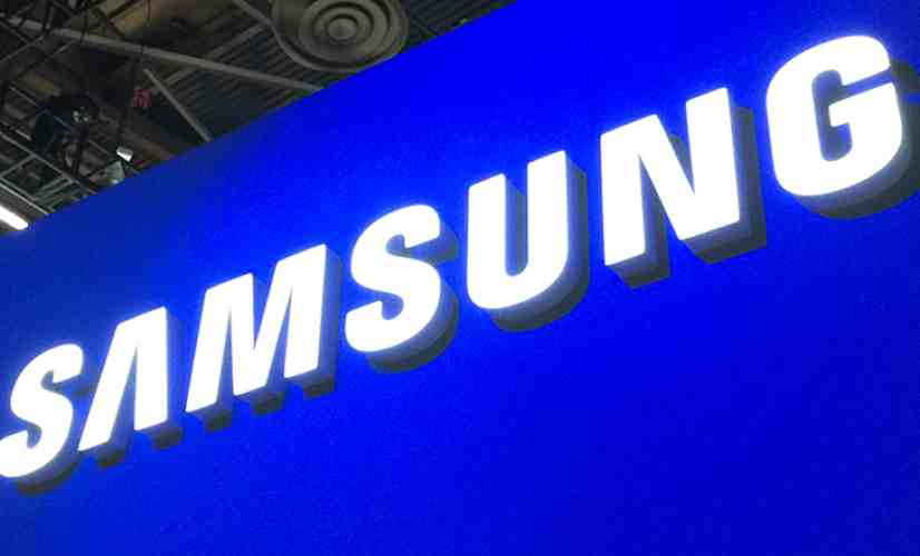 Samsung CES booth