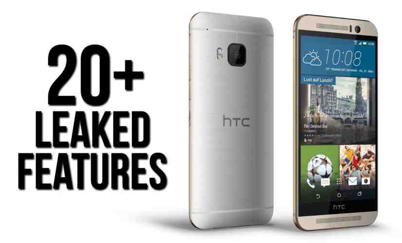 20+ leaked features of the HTC One M9 - PhoneDog