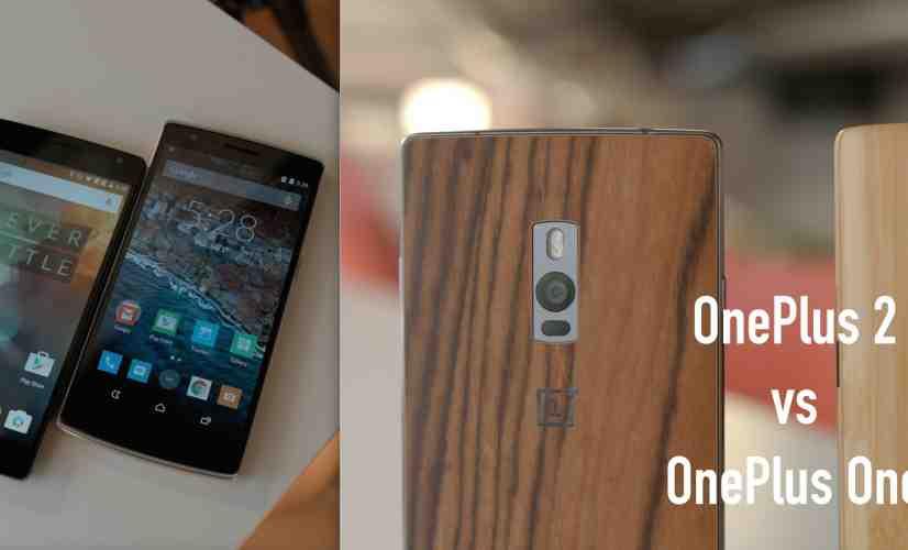 OnePlus 2 vs OnePlus One Comparison!