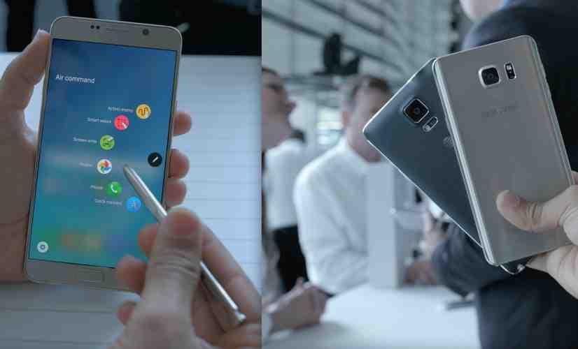 Samsung Galaxy Note 5 Impressions!