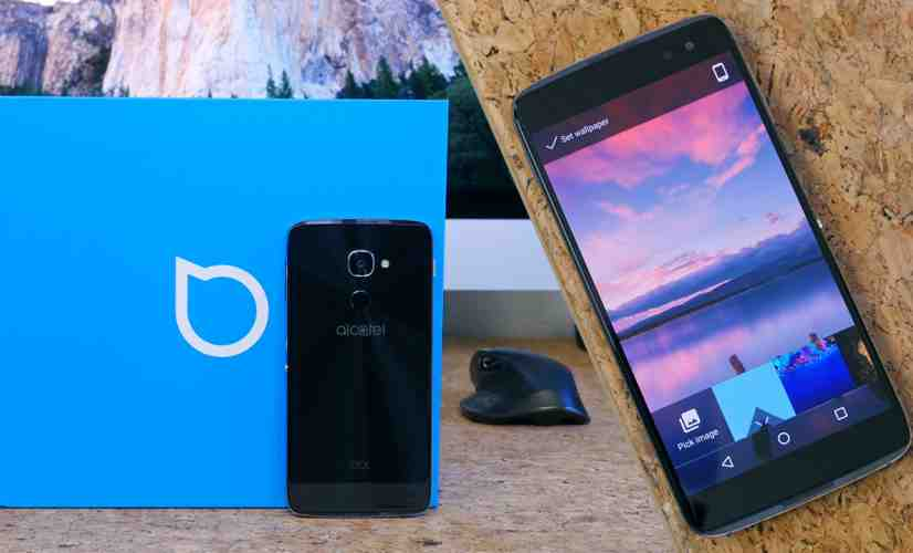 Alcatel Idol 4S Review - PhoneDog