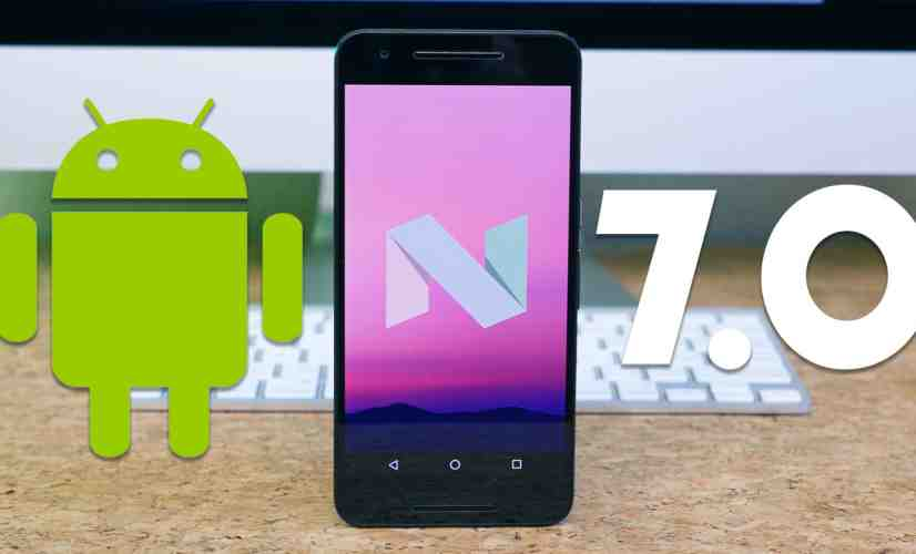 Android 7.0 Nougat on Nexus 6P! - PhoneDog