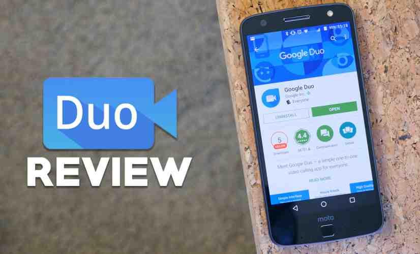 Google Duo Review - PhoneDog