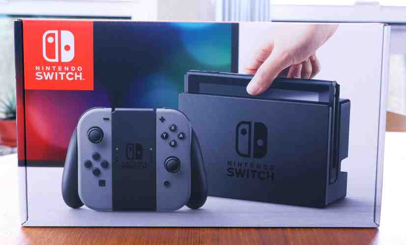 Nintendo Switch Unboxing and Hardware Overview - PhoneDog