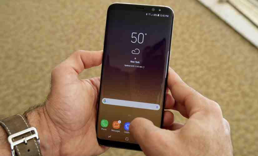 Samsung Galaxy S8+ Impressions!